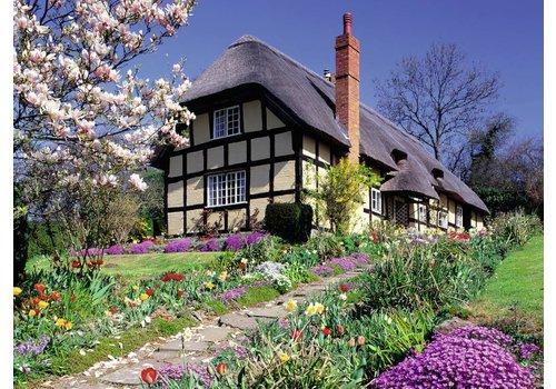 Landhuis in het voorjaar - 300 XXL stukjes