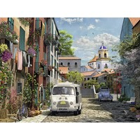 thumb-Idylique Sud de la France - puzzle de 1500 pièces-1