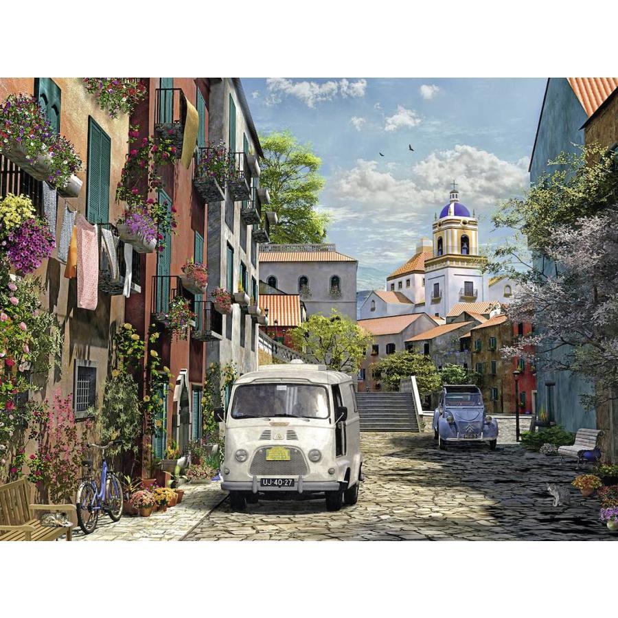 Idylique Sud de la France - puzzle de 1500 pièces-1