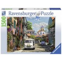 thumb-Idylique Sud de la France - puzzle de 1500 pièces-2