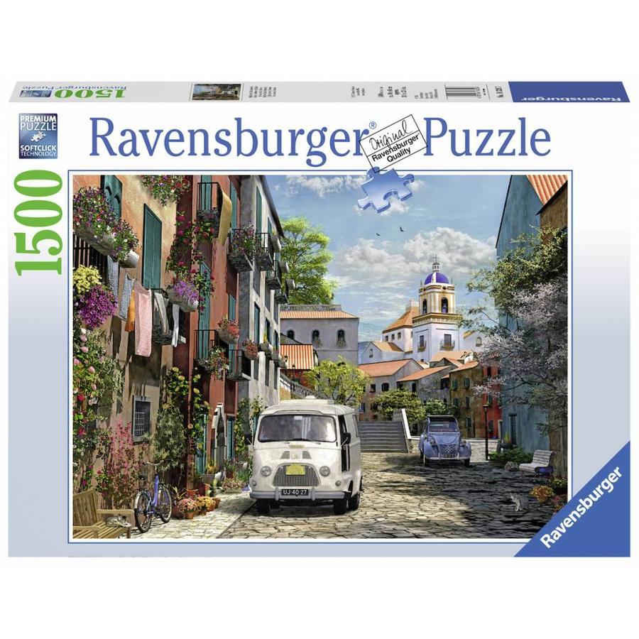 Idylique Sud de la France - puzzle de 1500 pièces-2