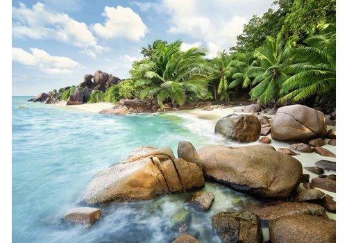 Betoverend mooi strand - 1500 stukjes