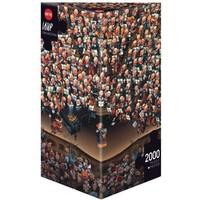 thumb-Het orkest - Loup - puzzel van 2000 stukjes-2