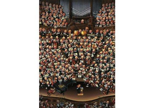 L'orchestre - Loup - 2000 pièces