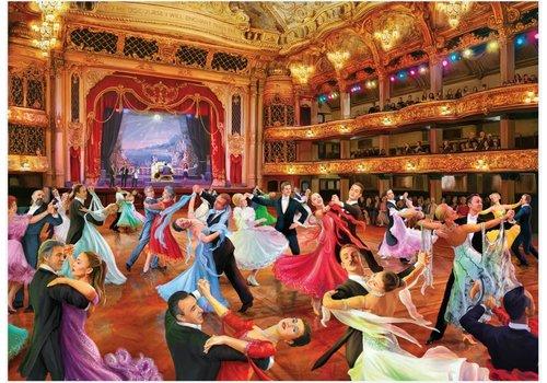 Dansen in stijl - 1000 stukjes