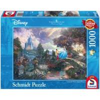 thumb-Cendrillon - Thomas Kinkade - puzzle de 1000 pièces-2