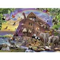 thumb-Onderweg met de ark - puzzel van 150 stukjes-1