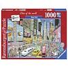 Ravensburger New York -Fleroux -  1000 pièces