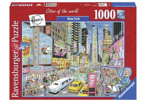 New York - Fleroux - 1000 pieces