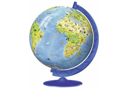 XXL Kids globe - 180 pieces
