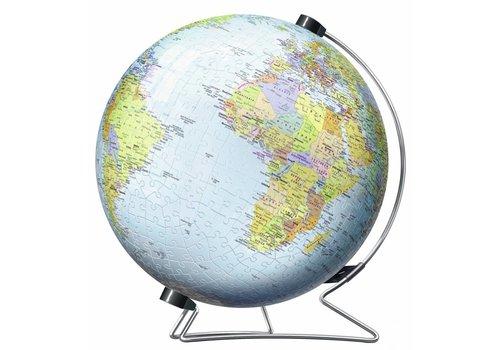 De aarde - wereldbol - 500 stukjes