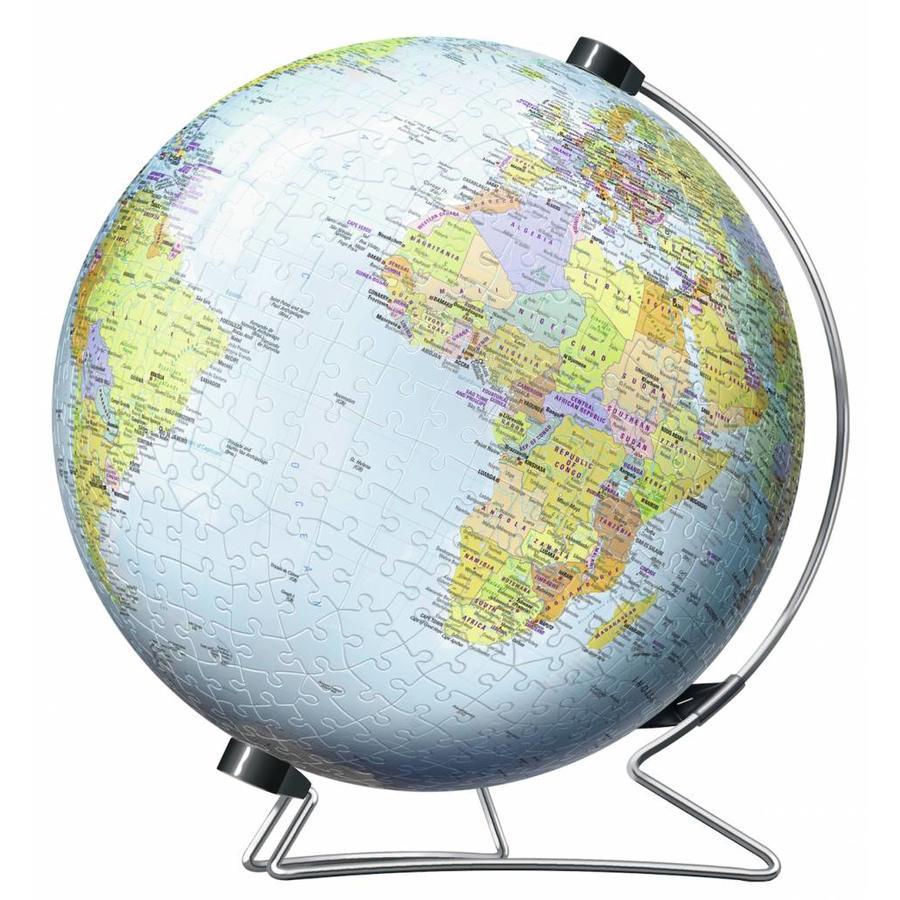 De aarde - wereldbol - 500 stukjes-1