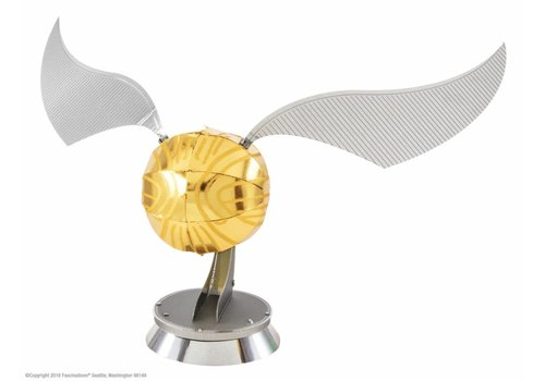 Harry Potter - Golden Snitch - puzzle 3D