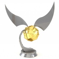 thumb-Harry Potter - Golden Snitch - puzzle 3D-2