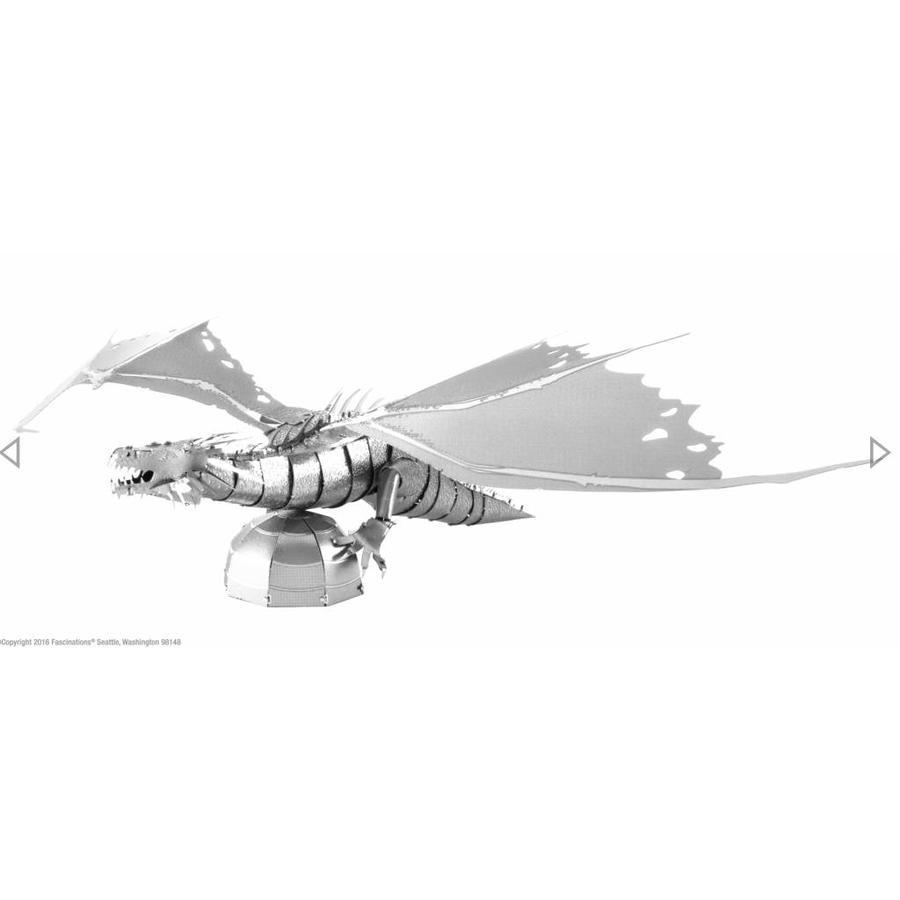 Harry Potter - Gringotts Dragon - 3D puzzel-1