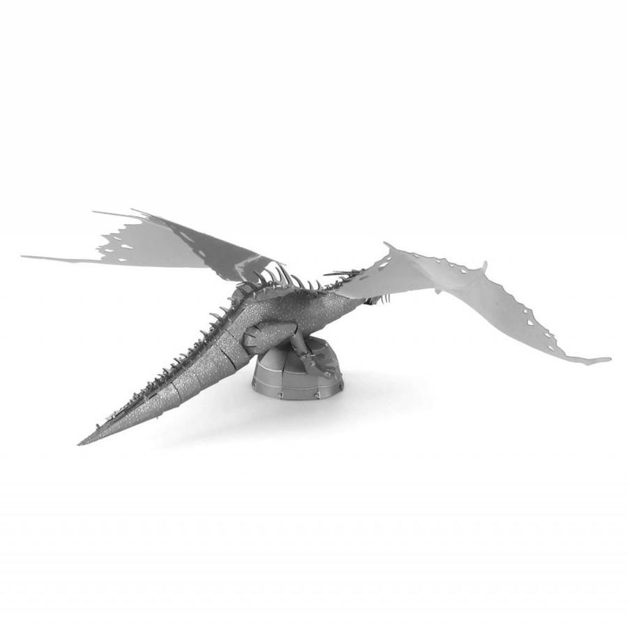 Harry Potter - Gringotts Dragon - 3D puzzel-3