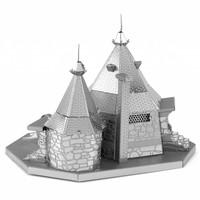 thumb-Harry Potter - Hagrid's Hut - puzzle 3D-5