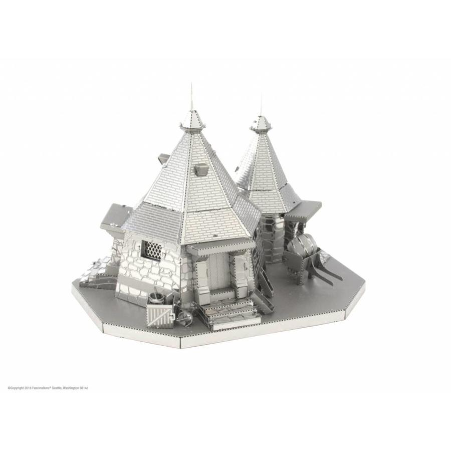Harry Potter - Hagrid's Hut - 3D puzzel-2