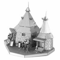 thumb-Harry Potter - Hagrid's Hut - puzzle 3D-4