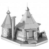 thumb-Harry Potter - Hagrid's Hut - puzzle 3D-1