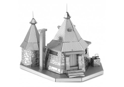 Metal Earth Harry Potter - Hagrid's Hut- 3D puzzel