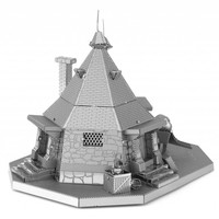 thumb-Harry Potter - Hagrid's Hut - 3D puzzel-3