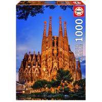 thumb-Sagrada Familia - 1000 pieces-2