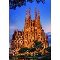 thumb-Sagrada Familia - 1000 pieces-1