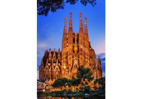 Sagrada Familia - 1000 pieces