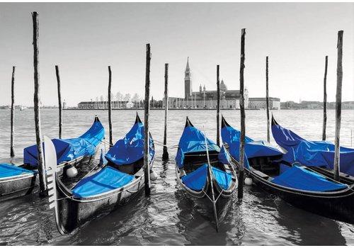 Gondels in Venetië - 1000 stukjes