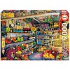 Educa À l'épicerie - puzzle de 2000 pièces