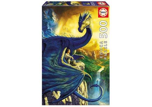 Eragon & Saphira - 500 stukjes