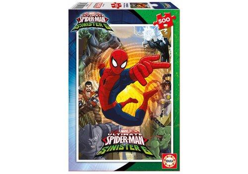 Ultimate Spider-Man - 500 stukjes