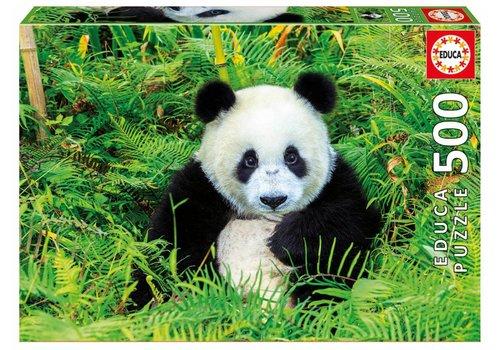 Panda - 500 stukjes