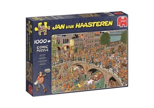 Koningsdag - JvH - 1000 stukjes