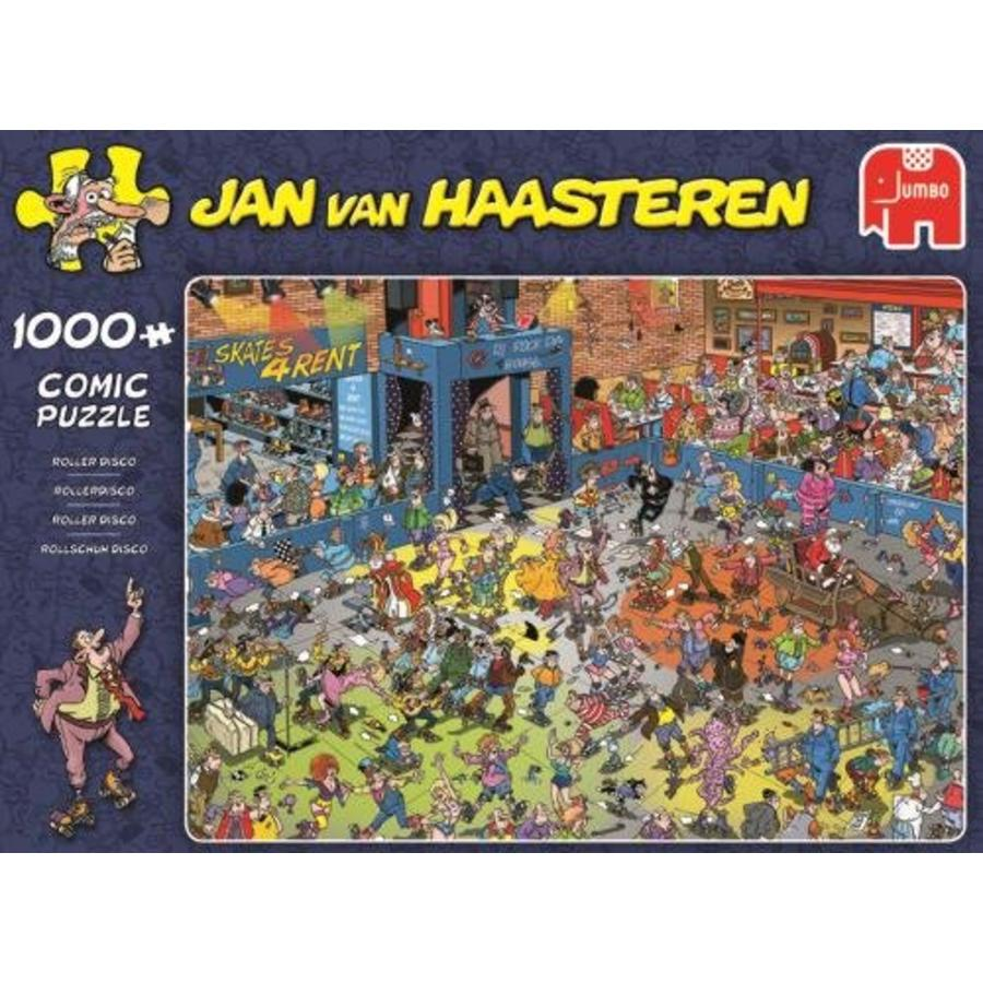 Rollerdisco - JvH - 1000 stukjes-4