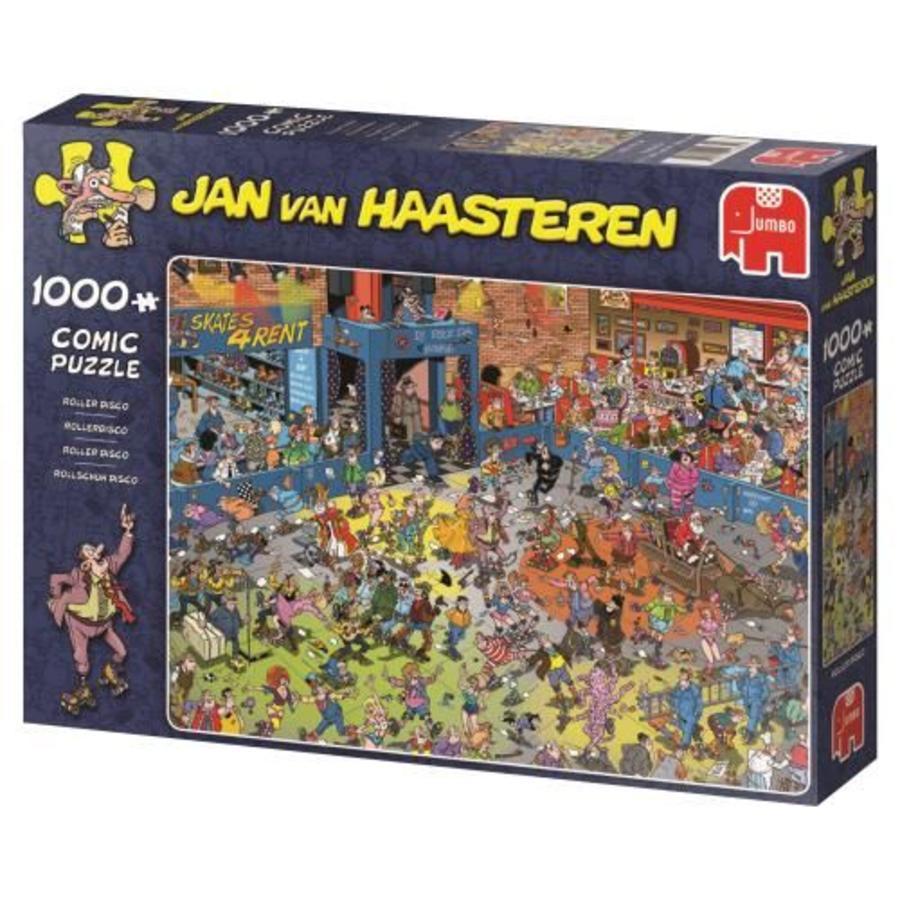 Rollerdisco - JvH - 1000 stukjes-1