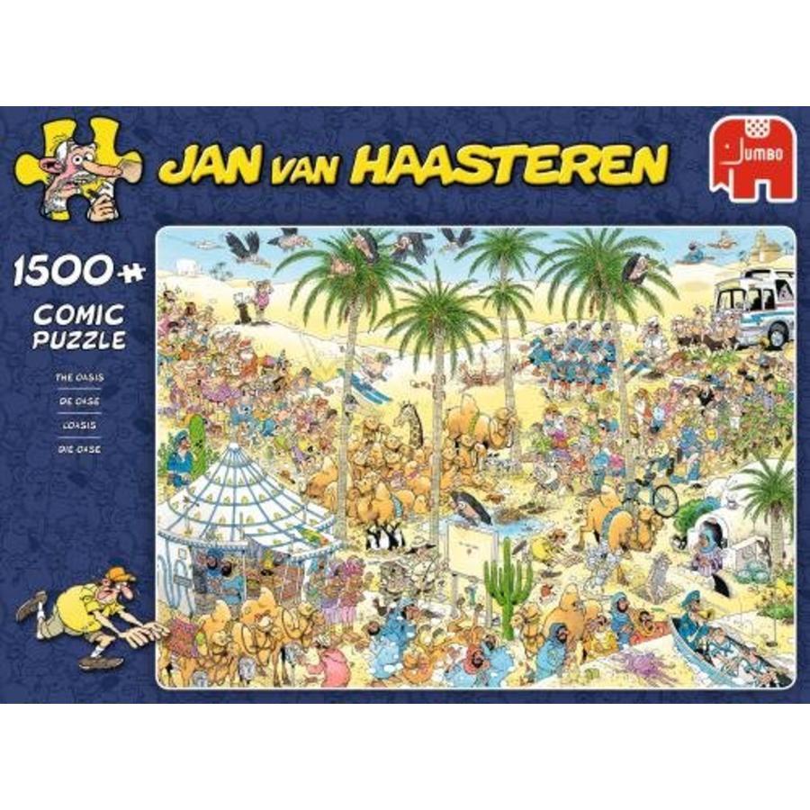 Oase - JvH - 1500 stukjes-4