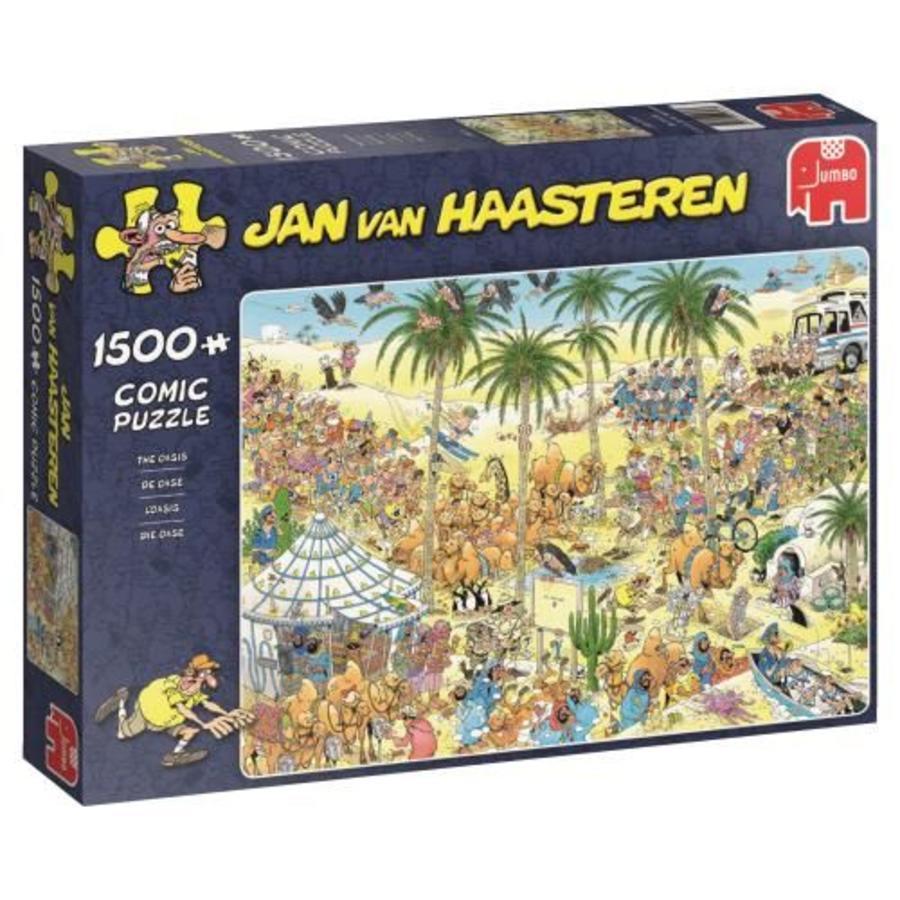 Oase - JvH - 1500 stukjes-3