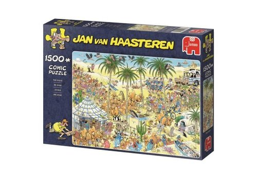 Oase - JvH - 1500 stukjes