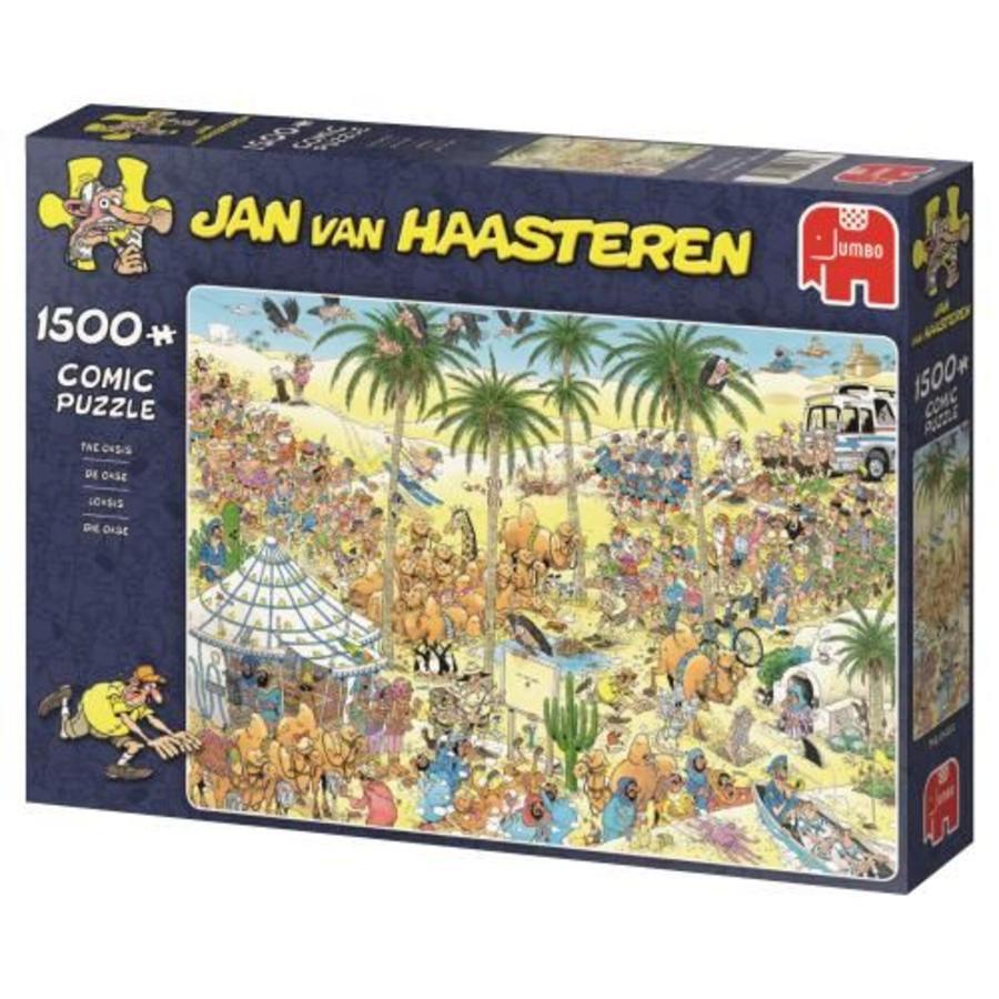 Oase - JvH - 1500 stukjes-1