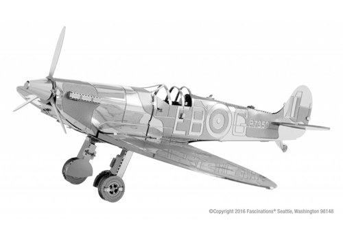Supermarine Spitfire - 3D puzzel