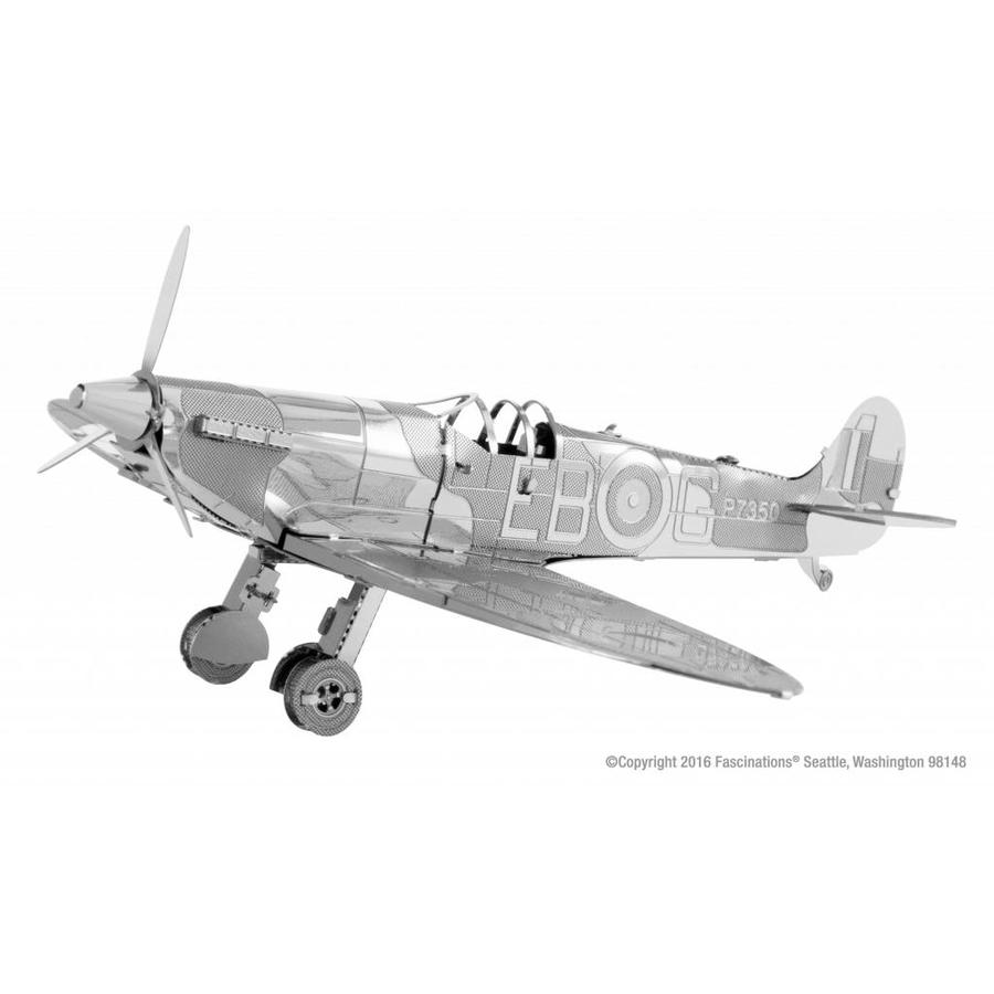 Metal Earth Supermarine Spitfire - 3D puzzle