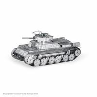 Chi-Ha Tank - puzzle 3D