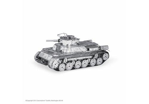 Metal Earth Chi-Ha Tank - 3D puzzel