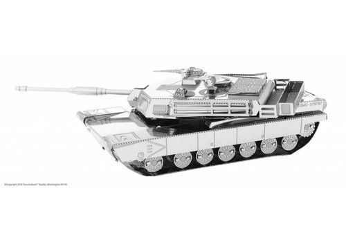 Metal Earth M1 Abrams Tank - 3D puzzle