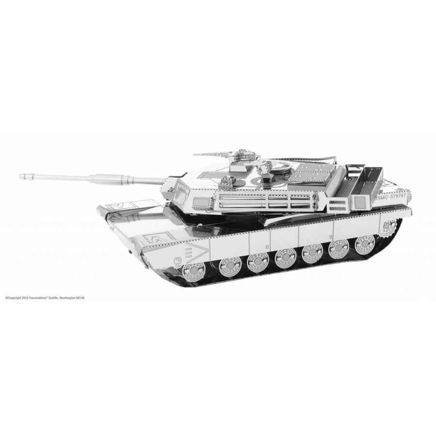 M1 Abrams Tank - puzzle 3D-1