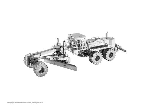 Metal Earth Motor Grader CAT - 3D puzzel