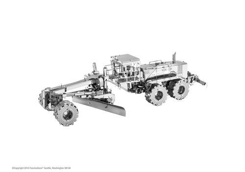 Metal Earth Motor Grader CAT - puzzle 3D