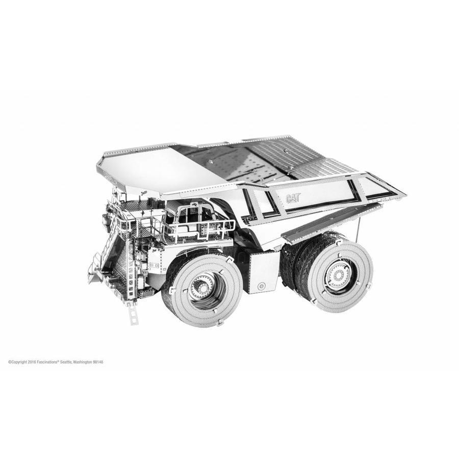 Mining Truck CAT - puzzle 3D-1